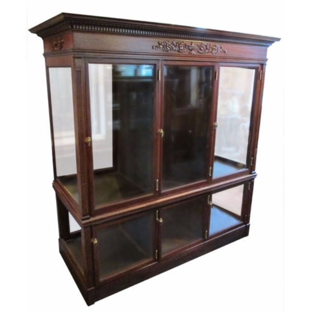 Looking for Wooden Antique Showcase