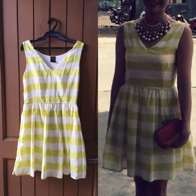 Mags Stripe Dress