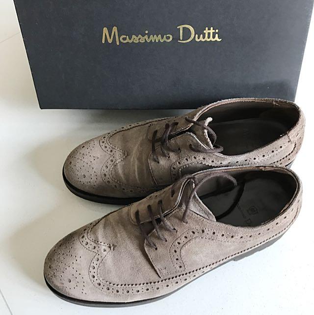 Massimo Dutti Men's Blucher L Gero