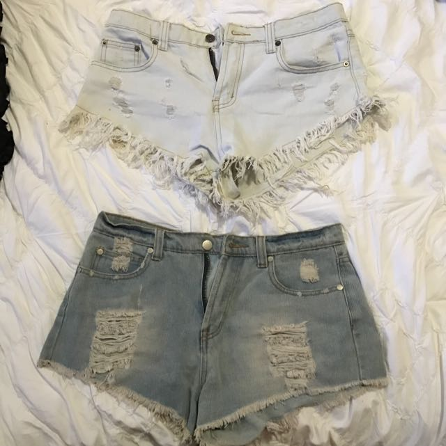 Minkpink/My Revolution Shorts