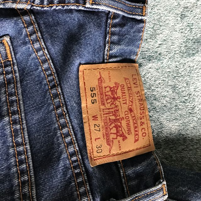 Vintage Mom Jeans Levis (high Waisted)