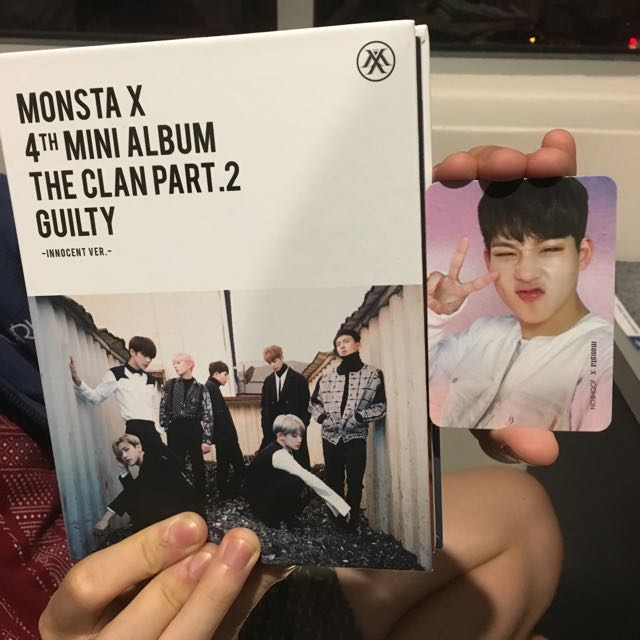 MONSTAX THE CLAN PT. 2 GUILTY (INNOCENT VER.)
