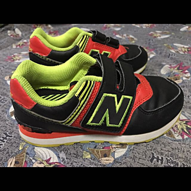 Authentic NB (New Balance) Toddler's Shoes