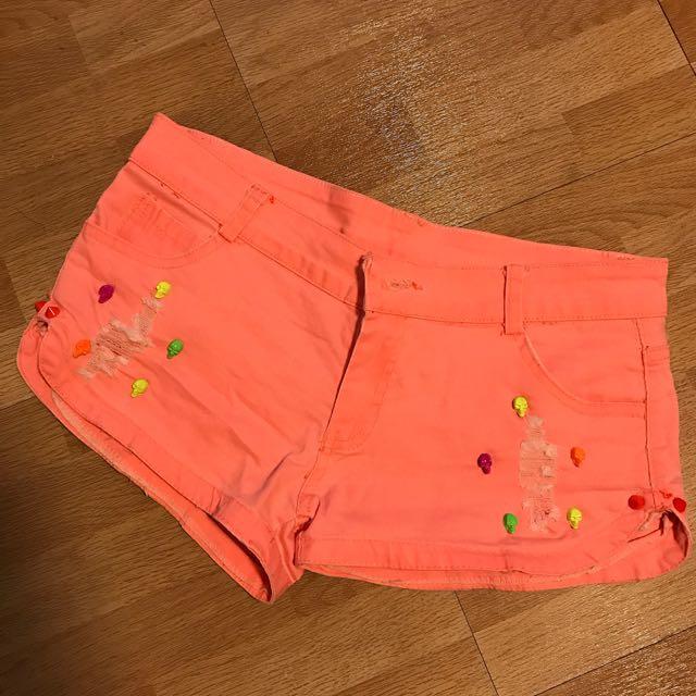 neon short