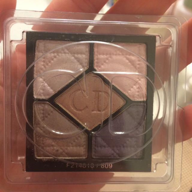New Dior Eyeshadows