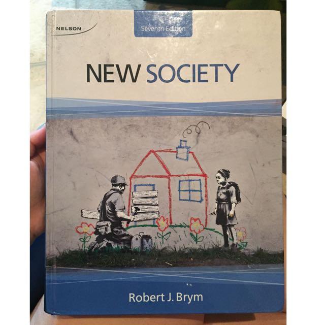 New Society Sociology Textbook