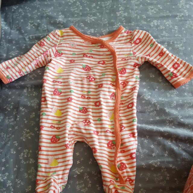 Newborn Baby Onesie