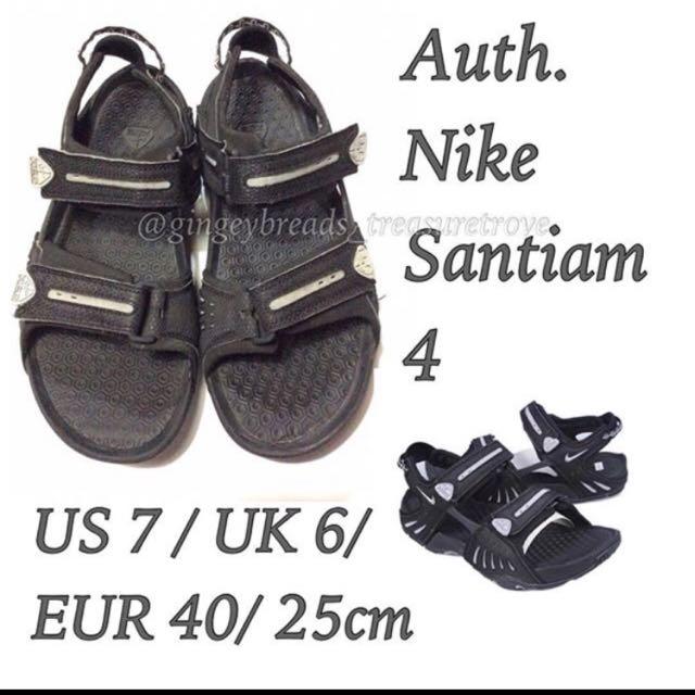 a9ced5b7be33 Nike Santiam IV Sandals (Unisex Design)