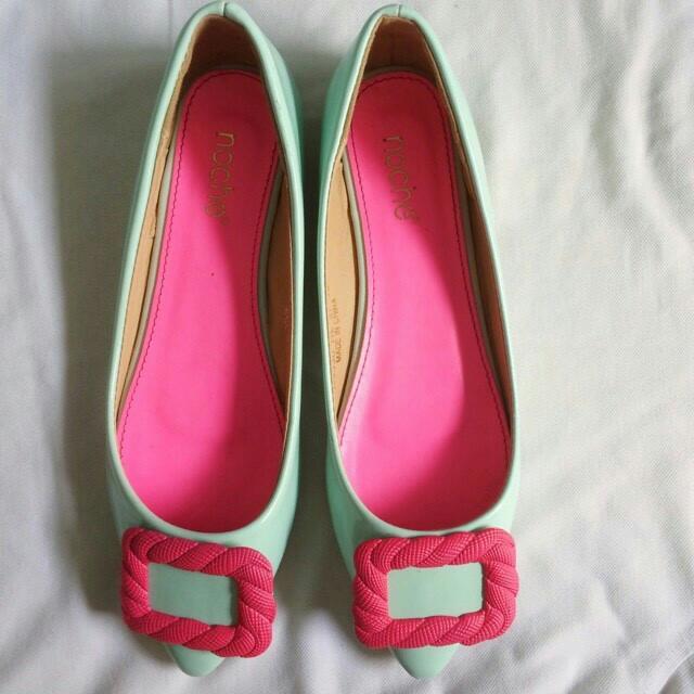 Noche Flat Shoes