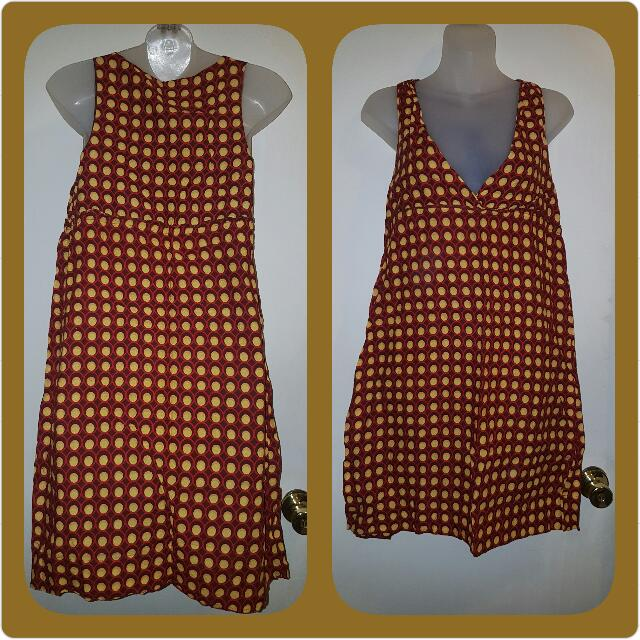 Poko Dotted Dress