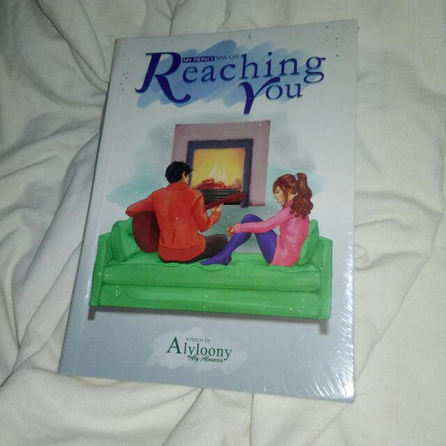 Reaching You by: alyloony