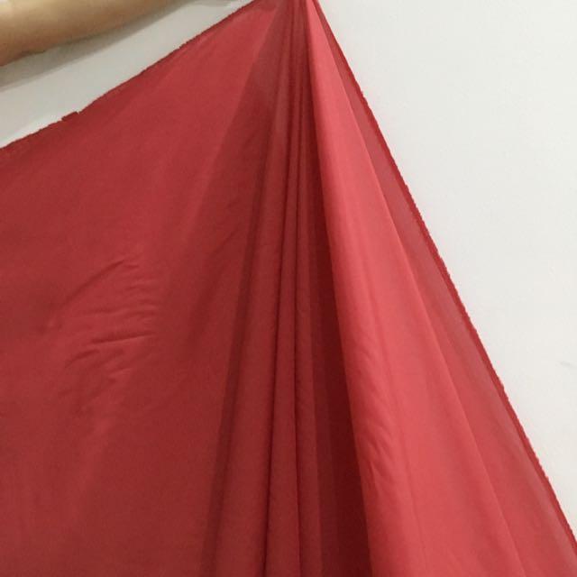 Red Furing SPTI ASAHI (per Meter)