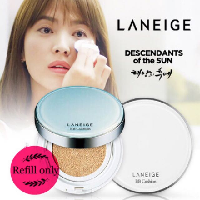 [REFILL ONLY] Laneige Pore Control BB Cushion (Discontinued)