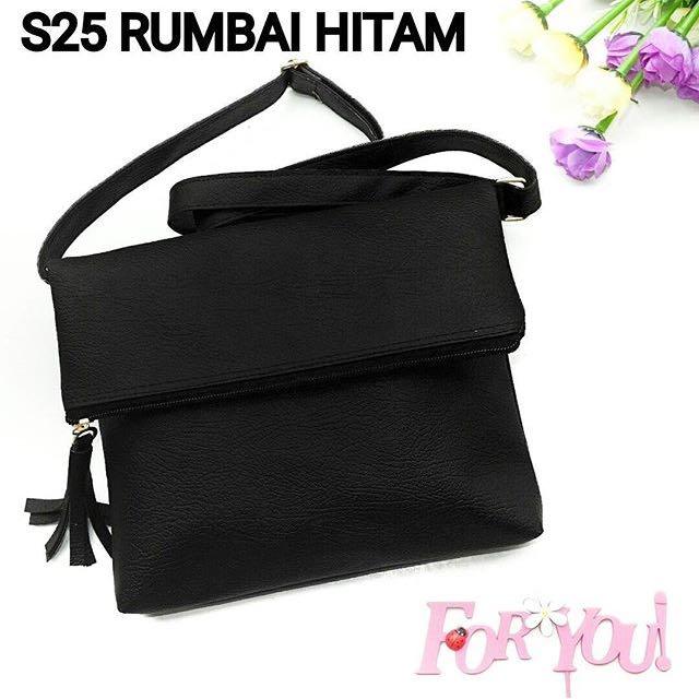 S25 RUMBAI HITAM