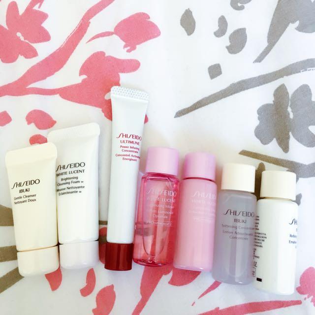 Shiseido Complete Travel Kit