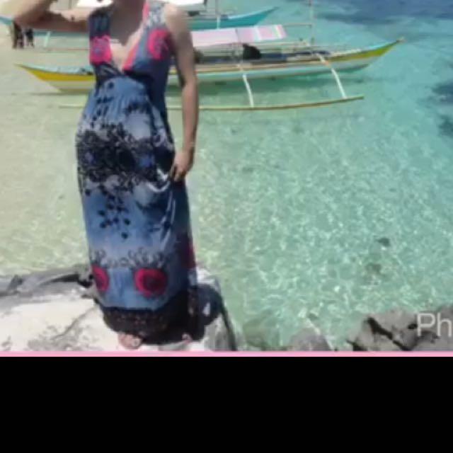 Sunmer Maxi Dress