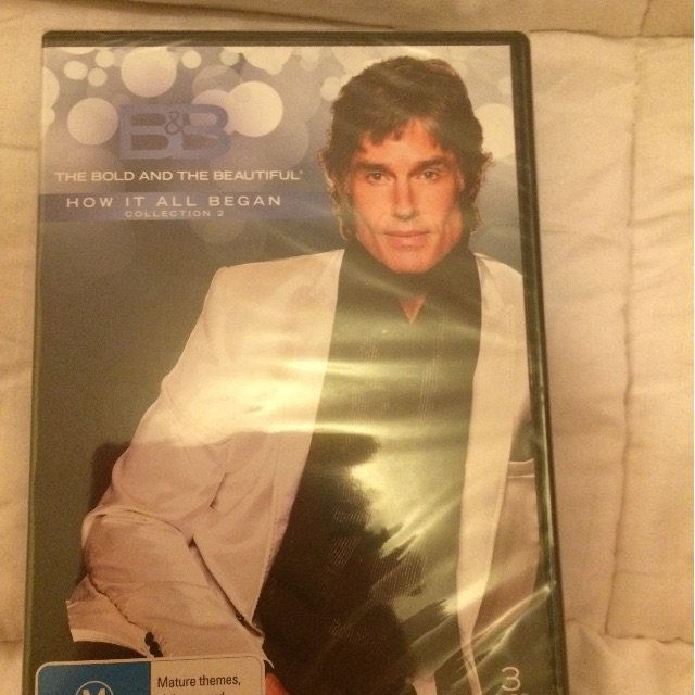 The Bold And The Beautiful Brand New dvd The early years