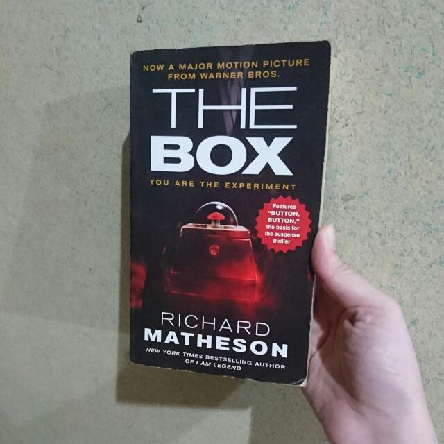The Box (by Richard Matheson)