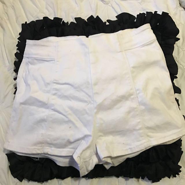 White Cotton On Shorts