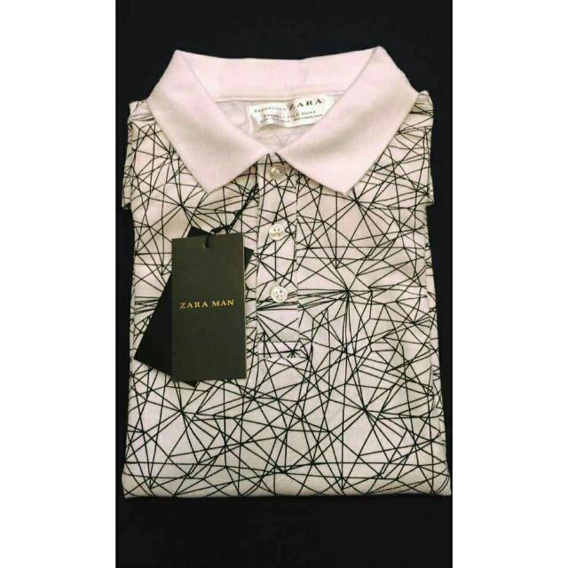 Zara Men Polo Shirt