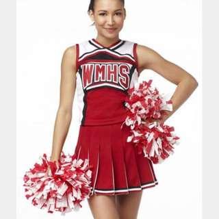 Cheerleading Party Costume