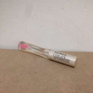 Kiss Beauty Liquid Matte Lipgloss