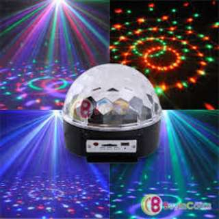 Looking for RGB LED Crystal Ball Lights!