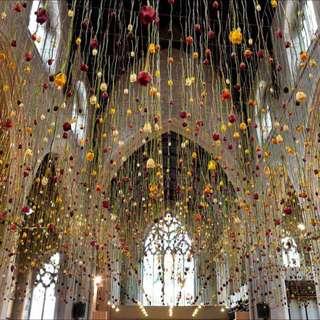 Roses Ceiling