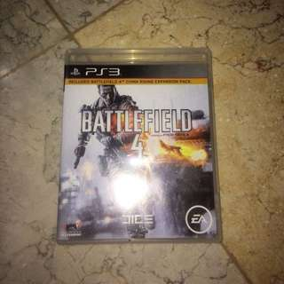 Battlefield 4 & Uncharted 2 For Ps3
