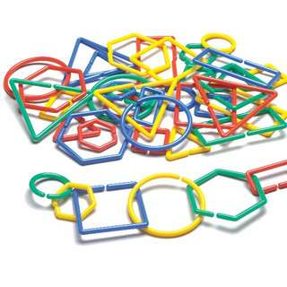 Looking for Colour and Shape Connectors (4 sets)