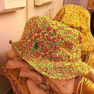 Polo休閒漁夫帽。