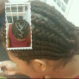 Hair Braiding Services for adults and children
