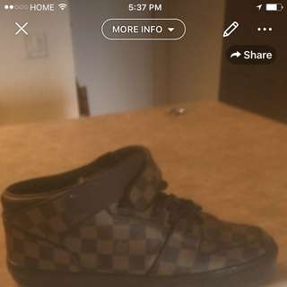Louis Vuitton Shoes 10 and a Half