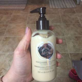 Chocomania Body Lotion By The Body Shop