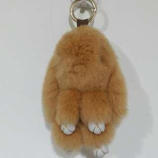 瀬兔毛吊飾