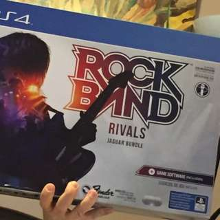 Rock Band GUITAR for PS4