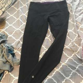 Lululemon Wunder Under Legging Size 6