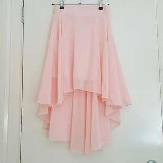 NEW High-low Skirt