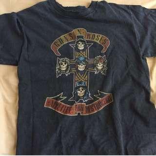 Brandy Melville Guns N Roses Shirt