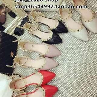 New High Quality Flat Shoes