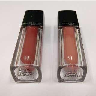 Maybelline Vivid Matte Liquid Lip color