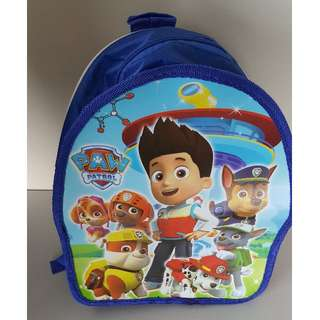 Paw Patrol Backpack/School bag