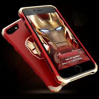iPhone 7 or 7Plus Iron Man/Batman Case 全包邊保護殼套裝(全新 ) 包郵