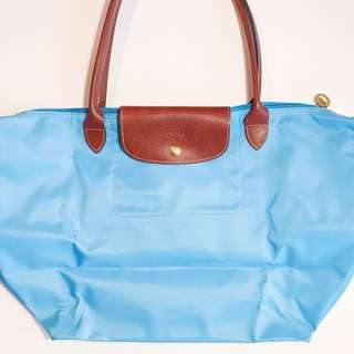Large LONGCHAMPS Le Pliage Tote