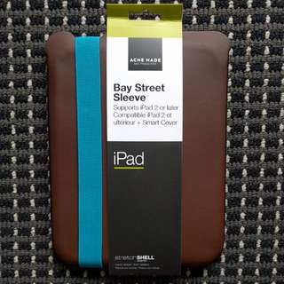 Ipad Cover Sleeve