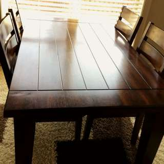 Dining Table-- Signature Designed By Ashley