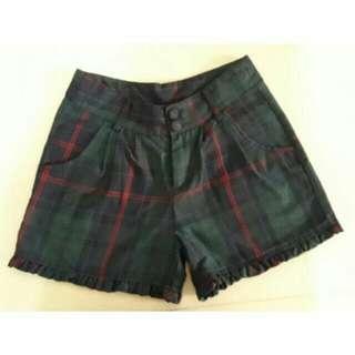 女中童短褲