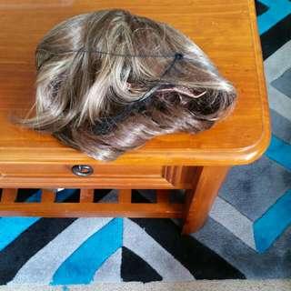 Brand New Wig