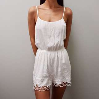 Urban Outfitters Playsuit