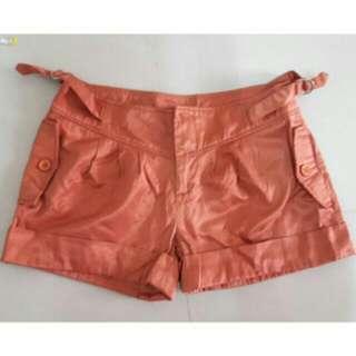 女中童專櫃短褲